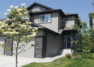 Photo 2: 13436 166 Avenue NW: Edmonton House Half Duplex for sale