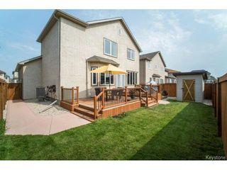 Photo 20: 16 Maple Creek Road in WINNIPEG: Fort Garry / Whyte Ridge / St Norbert Residential for sale (South Winnipeg)  : MLS®# 1419103