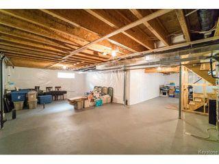 Photo 18: 16 Maple Creek Road in WINNIPEG: Fort Garry / Whyte Ridge / St Norbert Residential for sale (South Winnipeg)  : MLS®# 1419103