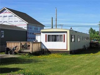 """Photo 1: 10472 99TH Street: Taylor Manufactured Home for sale in """"TAYLOR"""" (Fort St. John (Zone 60))  : MLS®# N239096"""