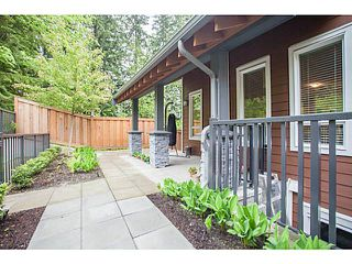 Photo 10: # 22 3431 GALLOWAY AV in Coquitlam: Burke Mountain Condo for sale : MLS®# V1063439