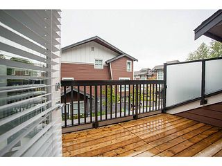 Photo 9: # 22 3431 GALLOWAY AV in Coquitlam: Burke Mountain Condo for sale : MLS®# V1063439