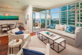 Photo 1: Residential for sale (Columbia District)  : 2 bedrooms : 1199 Pacific Highway #1702 in San Diego