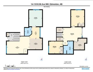 Photo 30: 14 11016 86 Avenue in Edmonton: Zone 15 Townhouse for sale : MLS®# E4166094
