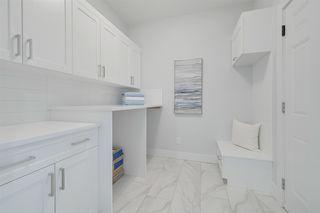 Photo 19: 15 4517 190A Street in Edmonton: Zone 20 Townhouse for sale : MLS®# E4175349