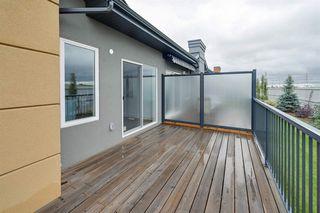Photo 25: 15 4517 190A Street in Edmonton: Zone 20 Townhouse for sale : MLS®# E4175349