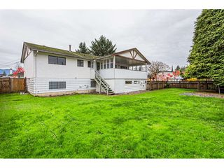Photo 19: 46065 CAMROSE Avenue in Chilliwack: Fairfield Island House for sale : MLS®# R2415701