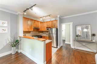 Photo 6: 113 4883 MACLURE MEWS in Vancouver: Quilchena Condo for sale (Vancouver West)  : MLS®# R2390101