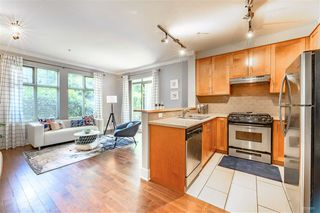 Photo 3: 113 4883 MACLURE MEWS in Vancouver: Quilchena Condo for sale (Vancouver West)  : MLS®# R2390101