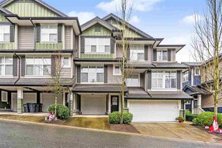 "Main Photo: 63 18199 70 Avenue in Surrey: Cloverdale BC Townhouse for sale in ""Augusta"" (Cloverdale)  : MLS®# R2425151"