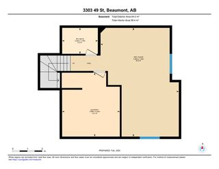 Photo 45: 3303 49 Street: Beaumont House for sale : MLS®# E4186421
