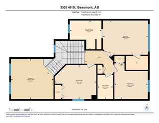 Photo 44: 3303 49 Street: Beaumont House for sale : MLS®# E4186421