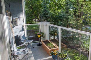 Photo 15: 203 10710 116 Street in Edmonton: Zone 08 Condo for sale : MLS®# E4202461
