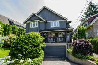 Photo 1:  in Vancouver: Kitsilano House 1/2 Duplex for sale (Vancouver West)  : MLS®# R2467366