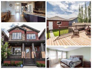 Photo 1: 5486 CRABAPPLE Loop in Edmonton: Zone 53 House for sale : MLS®# E4206606