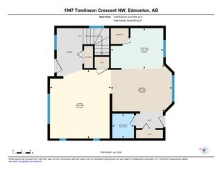 Photo 47: 1947 TOMLINSON Crescent in Edmonton: Zone 14 House for sale : MLS®# E4212121