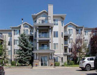 Main Photo: 122 345 Rocky Vista Park NW in Calgary: Rocky Ridge Apartment for sale : MLS®# A1044716