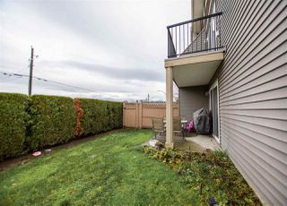 """Photo 36: 18 8880 NOWELL Street in Chilliwack: Chilliwack E Young-Yale Condo for sale in """"PARKSIDE"""" : MLS®# R2522216"""