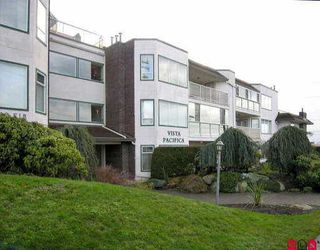 "Photo 1: 202 1220 FIR ST: White Rock Condo for sale in ""VISTA PACIFICA"" (South Surrey White Rock)  : MLS®# F2602272"