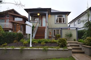 Photo 1: 854 E 14TH Avenue in Vancouver: Mount Pleasant VE House for sale (Vancouver East)  : MLS®# V933651