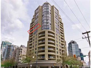 "Main Photo: # 1202 789 DRAKE ST in Vancouver: Downtown VW Condo for sale in ""CENTURY TOWER"" (Vancouver West)  : MLS®# V962758"