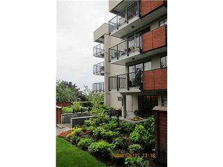 """Photo 10: 306 2142 CAROLINA Street in Vancouver: Mount Pleasant VE Condo for sale in """"WOOD DALE - MT PLEASANT"""" (Vancouver East)  : MLS®# V972400"""