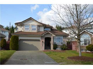 "Photo 1: 1587 MANZANITA Court in Coquitlam: Westwood Plateau House for sale in ""WESTWOOD PLATEAU"" : MLS®# V995234"