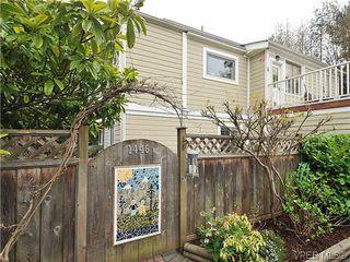 Photo 18: 1446 Pembroke St in VICTORIA: Vi Fernwood Row/Townhouse for sale (Victoria)  : MLS®# 635694