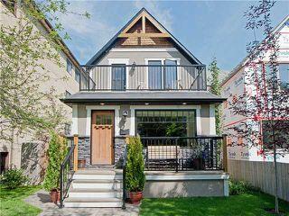 Main Photo: 812 4 Street NE in CALGARY: Renfrew_Regal Terrace Residential Detached Single Family for sale (Calgary)  : MLS®# C3578955