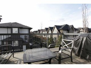 Photo 10: # 13 18777 68A AV in Surrey: Clayton Condo for sale (Cloverdale)  : MLS®# F1304860