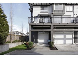 Photo 2: # 13 18777 68A AV in Surrey: Clayton Condo for sale (Cloverdale)  : MLS®# F1304860