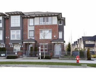 Photo 1: # 13 18777 68A AV in Surrey: Clayton Condo for sale (Cloverdale)  : MLS®# F1304860