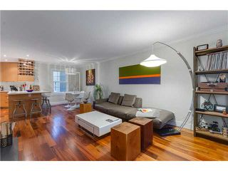 Photo 2: 1351 W 7TH AV in Vancouver: Fairview VW Condo for sale (Vancouver West)  : MLS®# V1094094
