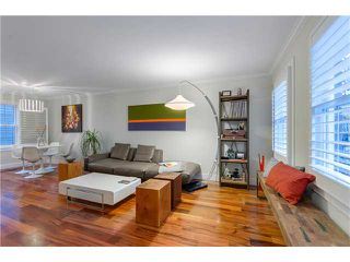 Photo 3: 1351 W 7TH AV in Vancouver: Fairview VW Condo for sale (Vancouver West)  : MLS®# V1094094