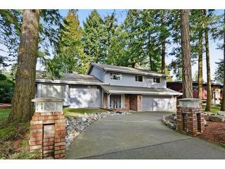 Main Photo: 5023 1ST AV in Tsawwassen: Pebble Hill House for sale : MLS®# V1105622
