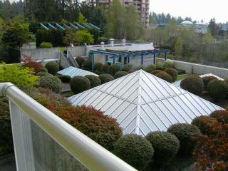 "Photo 8: 1163 THE HIGH Street in Coquitlam: North Coquitlam Condo for sale in ""KENSINGTON COURT"" : MLS®# V614792"