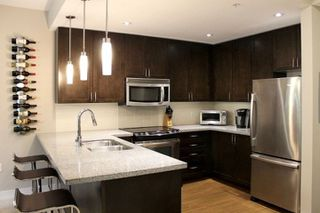 Photo 1: 204 2368 MARPOLE AVENUE in Port Coquitlam: Central Pt Coquitlam Condo for sale : MLS®# R2284323