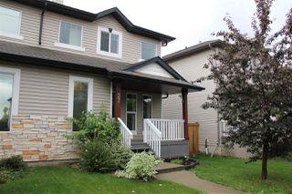 Photo 1: 37 VERNON Street: Spruce Grove House Half Duplex for sale : MLS®# E4173196