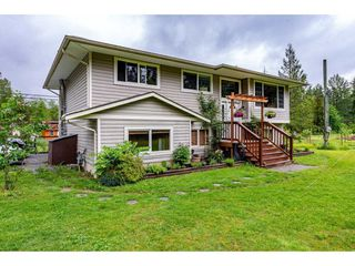 Main Photo: 30039 DEWDNEY TRUNK Road in Mission: Stave Falls House for sale : MLS®# R2458346