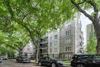 Photo 1: 405 11109 84 Avenue in Edmonton: Zone 15 Condo for sale : MLS®# E4204269