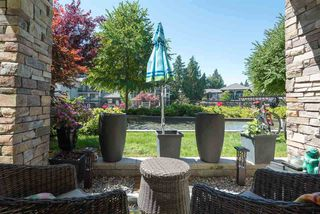 "Photo 1: 116 15195 36 Avenue in Surrey: Morgan Creek Condo for sale in ""EDGEWATER"" (South Surrey White Rock)  : MLS®# R2478159"