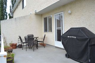 Photo 25: 26 11717 9B Avenue in Edmonton: Zone 16 Townhouse for sale : MLS®# E4213916