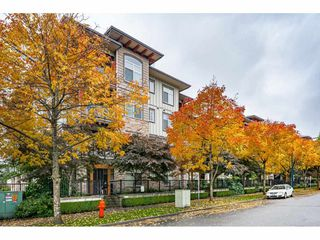 "Photo 1: 101 2336 WHYTE Avenue in Port Coquitlam: Central Pt Coquitlam Condo for sale in ""CENTRE POINTE"" : MLS®# R2510122"
