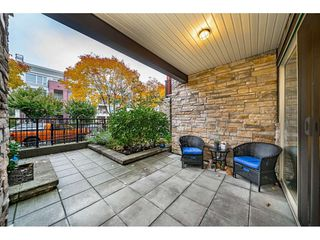 "Photo 31: 101 2336 WHYTE Avenue in Port Coquitlam: Central Pt Coquitlam Condo for sale in ""CENTRE POINTE"" : MLS®# R2510122"