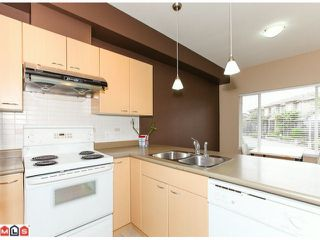 "Photo 5: 22 18701 66TH Avenue in Surrey: Cloverdale BC Townhouse for sale in ""ENCORE"" (Cloverdale)  : MLS®# F1215196"