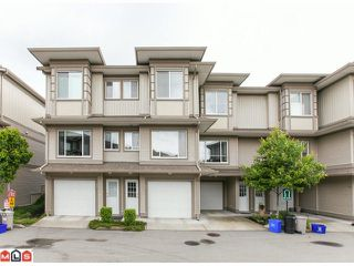 "Photo 2: 22 18701 66TH Avenue in Surrey: Cloverdale BC Townhouse for sale in ""ENCORE"" (Cloverdale)  : MLS®# F1215196"