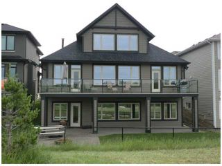 Photo 3: 43 WEST POINTE Manor: Cochrane Residential Detached Single Family for sale : MLS®# C3555764