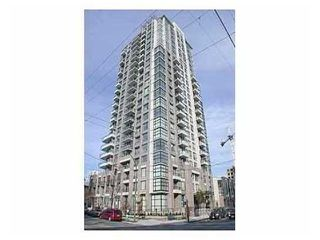 Main Photo: # 1502 1295 RICHARDS ST in Vancouver: Downtown VW Condo for sale (Vancouver West)  : MLS®# V1052458