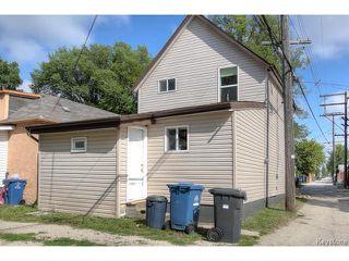 Photo 16: 994 Yarwood Avenue in WINNIPEG: West End / Wolseley Residential for sale (West Winnipeg)  : MLS®# 1420434