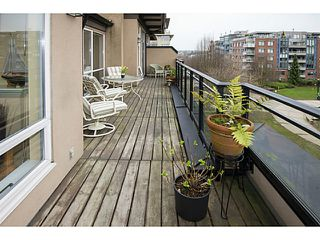 Photo 14: # 457 2175 SALAL DR in Vancouver: Kitsilano Condo for sale (Vancouver West)  : MLS®# V1105933